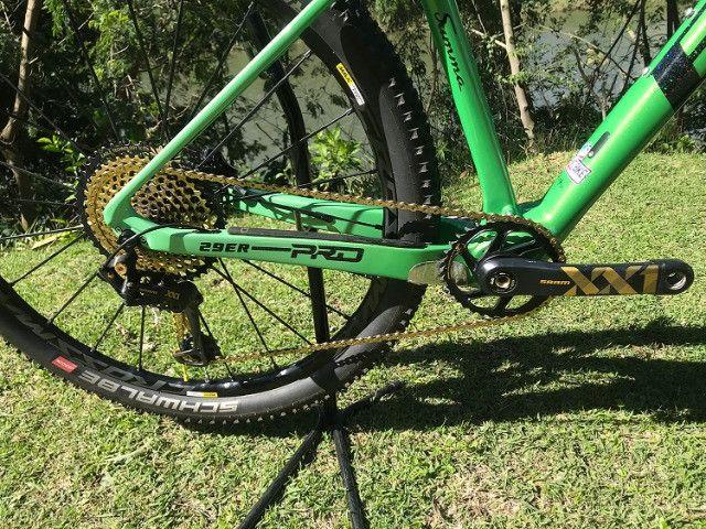 Bicicleta Edro Summa Pro Aro 29 - Seminova MTB - Foto 6