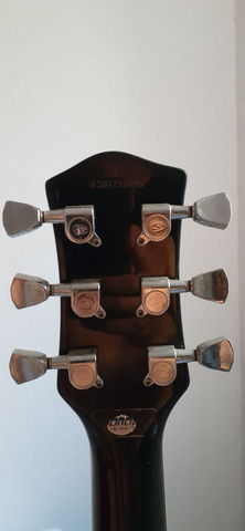 Vendo Guitarra Strinberg Les Paul - Foto 5