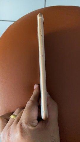 iPhone 8 Plus 64GB Gold - IMPECÁVEL - 12 x 234,90 - Foto 2