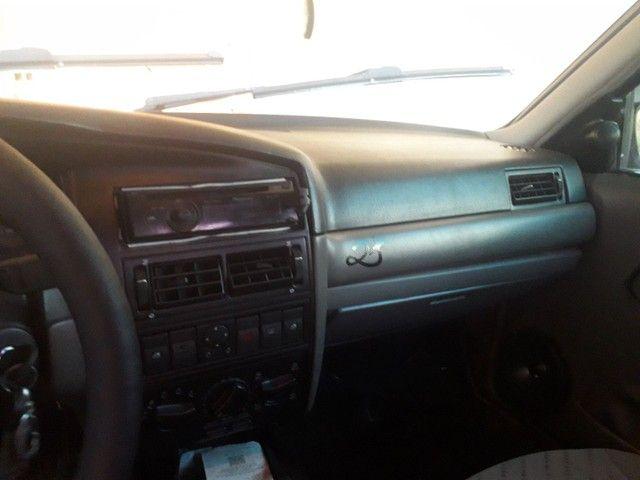 Santana 1.8 ap carro em dias( vendo o troco por moto).11.000 - Foto 12