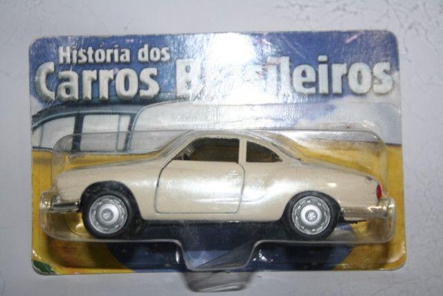 Miniatura de Carro Nacional Karmann Ghia da Maísto