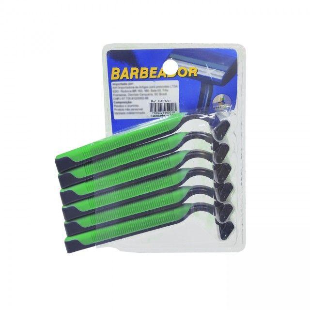 Aparelho de Barbear Haibrasil com 06 unidades - Foto 4