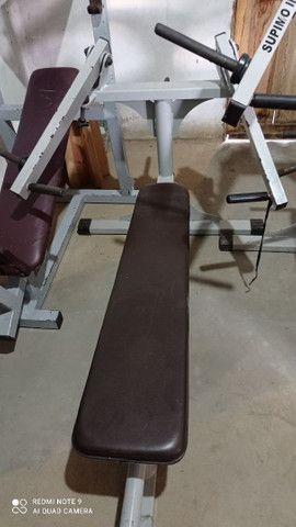 Equipamentos de Musculação - Foto 2