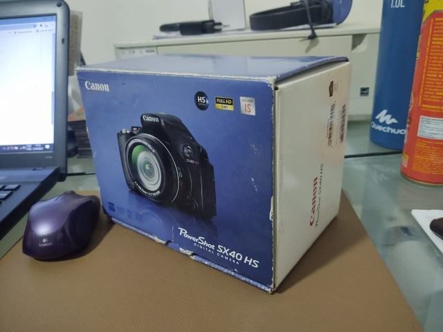 Canon  Power shot SX40 HS. Digital Câmera. - Foto 5
