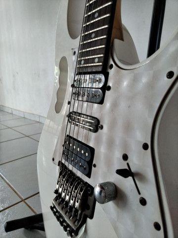 Vendo guitarra ibanez jem  - Foto 5