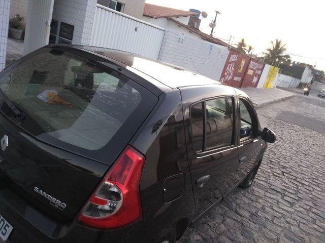 Renault Sandero 2011 8 V 1.6 - Foto 4