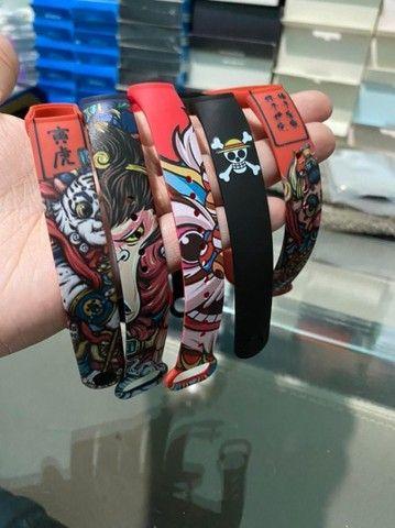 Pulseiras originais e personalizadas da mi Band 5  - Foto 2