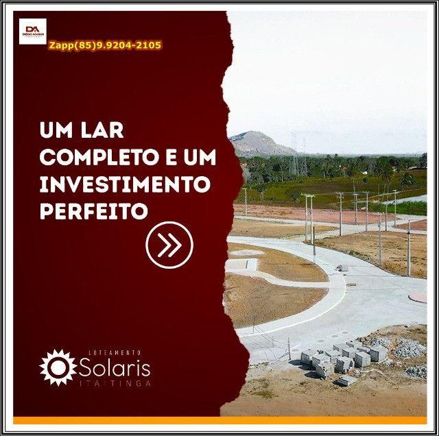 Lotes Solaris em Itaitinga %%%