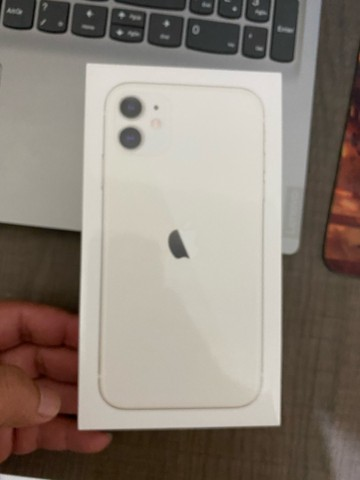 iPhone 11 128gb lacrado Anatel