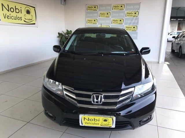 Honda CITY 1.5 LX 16V FLEX 4P AUT - Foto 3