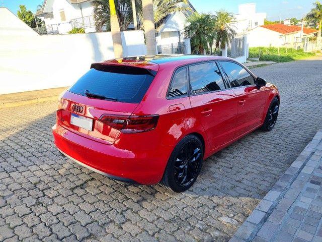 Audi A3 SportBack 1.4 TFSi 2014 - Foto 5