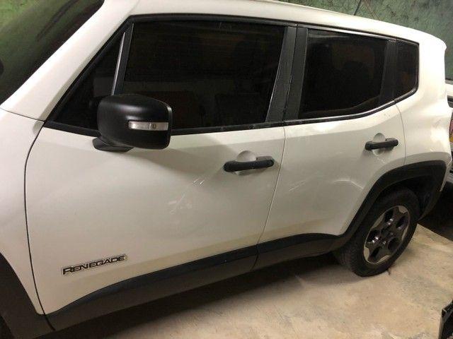 Jeep Renegade no meu nome, vis 2021 - Foto 2