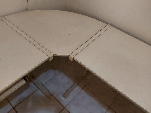 Mesa de canto para escritorio - Foto 5