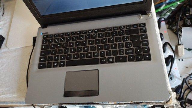 Notebook 4G bem bom! Para estudos e redes sociais! Vídeo HDMI - Foto 2