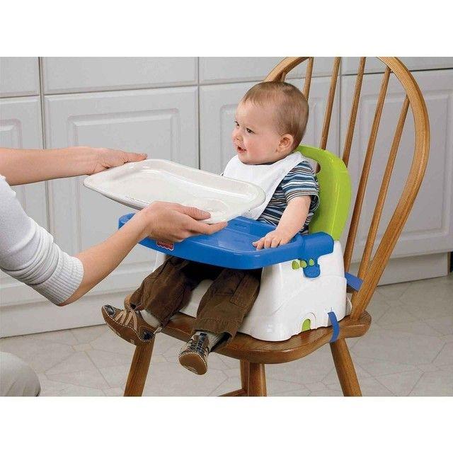 Cadeira de Alimentação B7275 Fisher Price - Foto 4