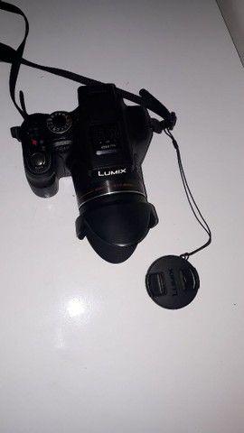 Maquina Semi Profissional Panasonic Lumix FZ47 - Foto 3