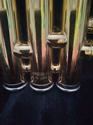 Trompete Yamaha - Ytr AD 200 - Foto 6