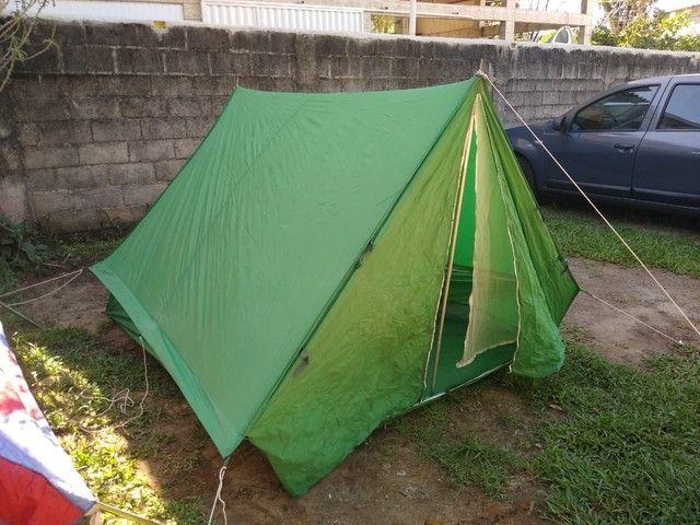 Barraca de camping - Foto 2