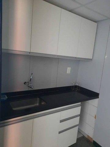 Sala/Conjunto para aluguel 85 m2 Santa Luíza (Barro Vermelho -Próx Reta da Penha) Vitória  - Foto 16