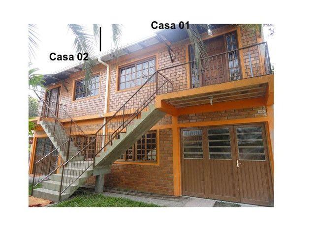 Aluga-se casa para veraneio em Arambaré 01 quadra da praia - Foto 12