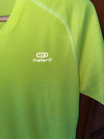 Camiseta para esporte  - Foto 3
