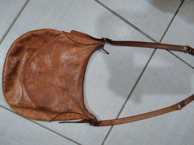 Bolsas de Couro Legítimo - Foto 5