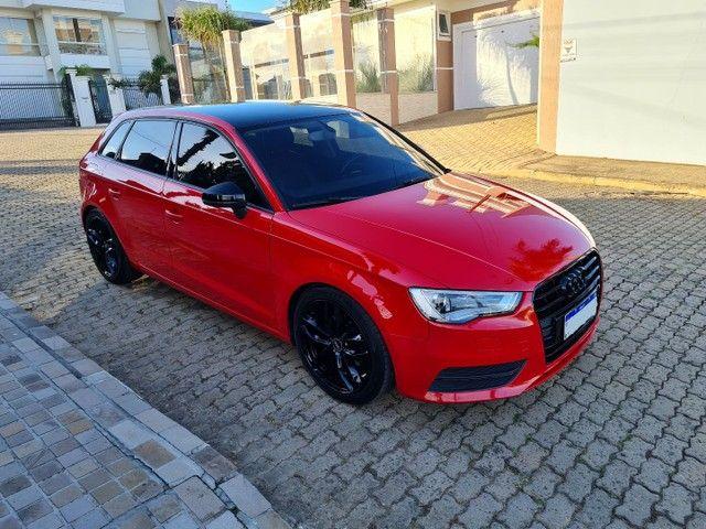 Audi A3 SportBack 1.4 TFSi 2014 - Foto 7