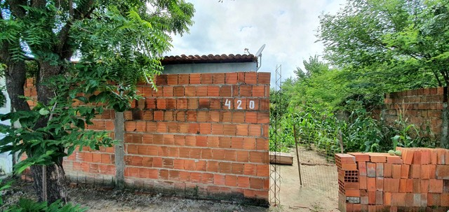 Terreno com Casa - Rua I - Bairro Fátima - Itapipoca - Foto 2