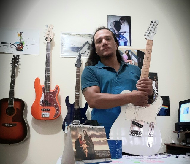 Aulas de Guitarra 2021 - Foto 2