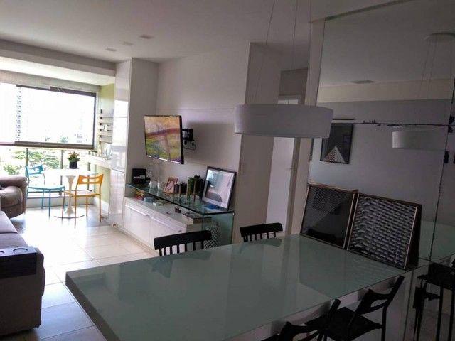 Apartamento para venda com 82 metros quadrados com 3 quartos em Casa Forte - Recife - PE - Foto 7