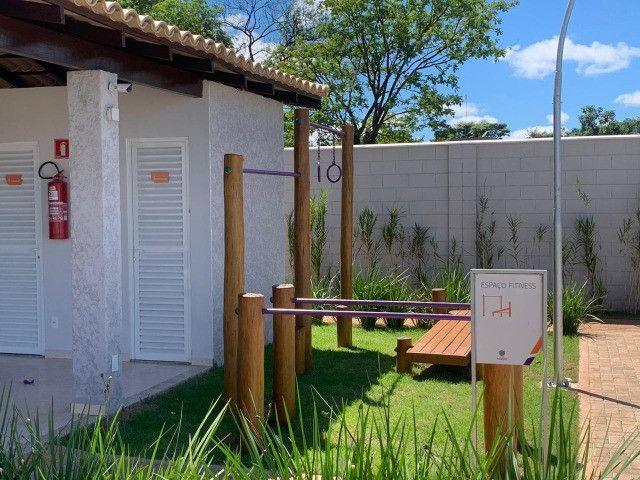 "Alugo apartamento ""novo"" no condomínio "" Jardim de Madri - Bloco com elevador - Foto 5"