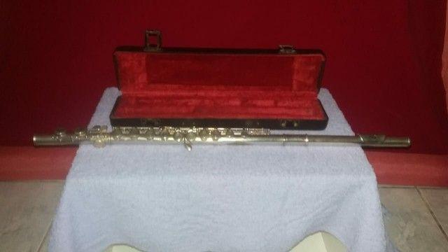 Flauta Transversal veril H09678 - Foto 2