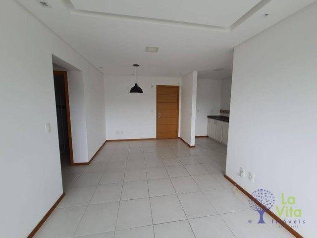 Apartamento com 02 dormitórios (sendo 01 suíte) com 02 vagas individuais de garagem Edifíc - Foto 13