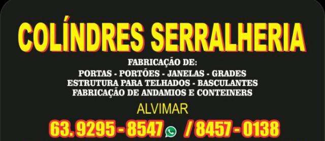 Colíndres Serralheria