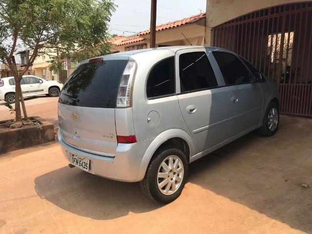 Carro Chevrolet Meriva
