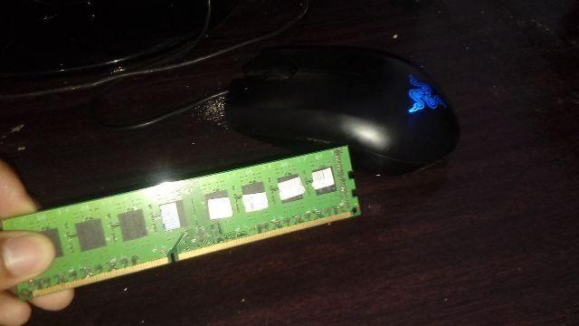 Monitor 19 + 4gb ddr3 + mouse razer abyssus aceito Troca ler a descriçao