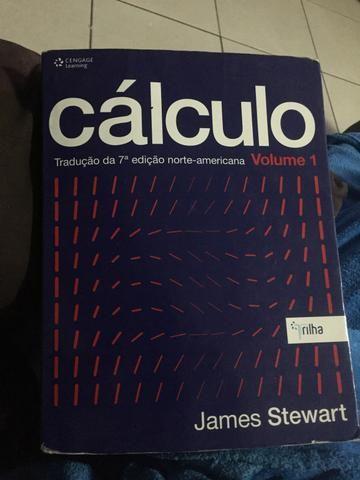 Cálculo Vol. 1 - 7 ed. James Stewart
