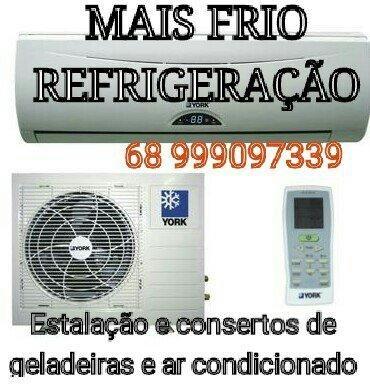 . Refrigeração