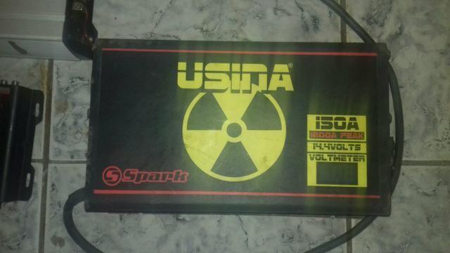 Fonte usina 150a 14,4 volts