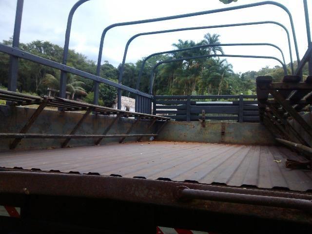 Caminhão chevrolet militar 6x6 traçado gasolina com baixa kilometragem
