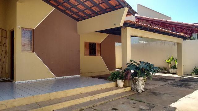 Casa no Santa Isabel 15X30 prox da Nova FAP com 4 suítes sala ampla toda na lage financia