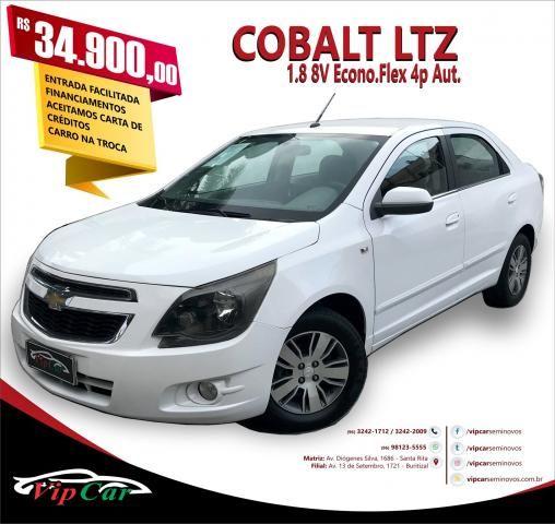CHEVROLET COBALT 2012/2013 1.8 SFI LTZ 8V FLEX 4P AUTOMÁTICO