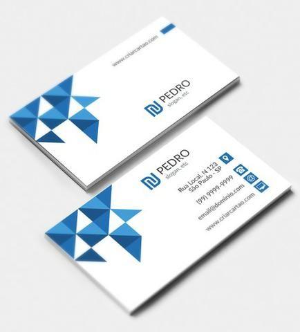 Cartão de Visita - Empresas