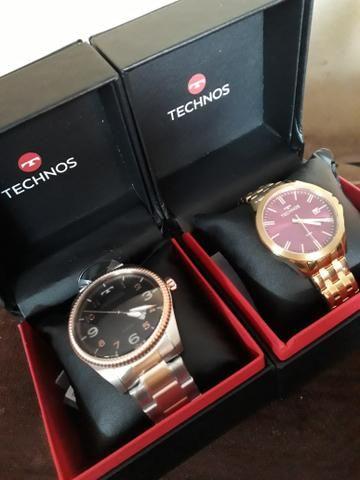 Dois Relógio Technos Original