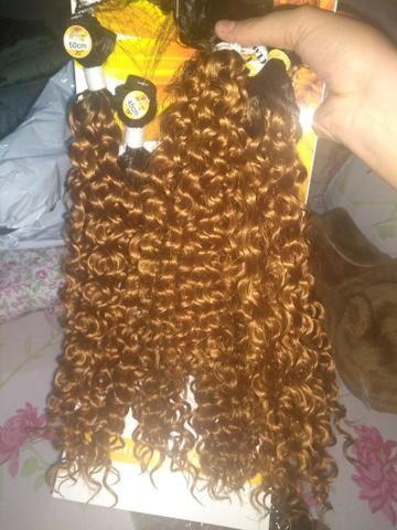 Fibra Japonesa - cabelo orgânico Novo 2 pacotes