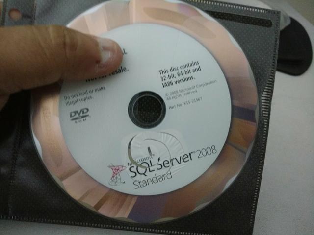 SQL Server 2008 Standard OEM X86 e X64