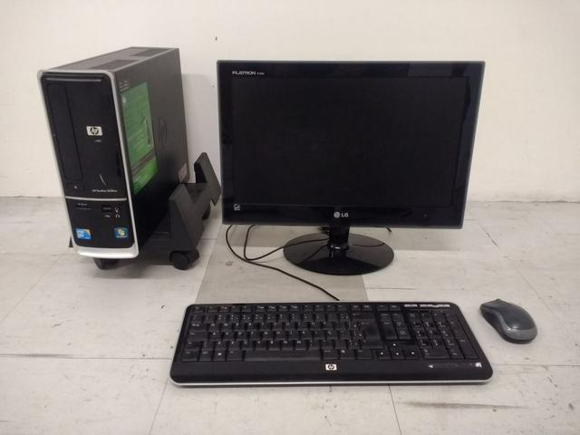 Computador HP s5520br