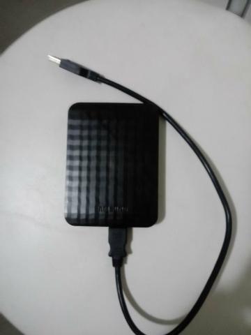 Hd externo Samsung 1 tera