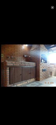 Lindissima casa 2 qts e 3 banhos e garagem ap de 10% de entrada - Foto 4