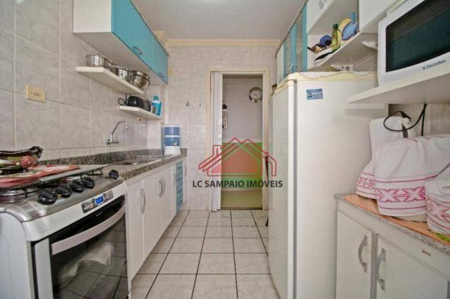 Apartamento com 3 dormitórios à venda, 69 m² por r$ 270.000,00 - santa quitéria - curitiba - Foto 14